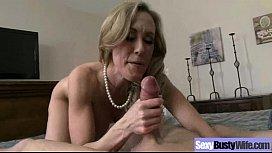 (brandi love) Mature Lady With Big Juggs Love Intercorse video-08