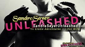 Erotic Hotwife Titty Tease With Sandra Sayer XXX