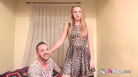Blonde teen wants to be fucked right in the ass alluc porn