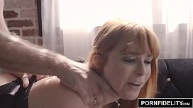 PORNFIDELITY Penny Pax Titty Fucked and Facialed