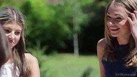 VivThomas - Gina Gerson sits on Ivana Sugar's face