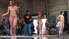 abate biker rally all hot girls contest in iowa