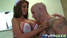 Latina Nurse Bridgette