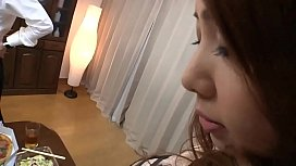 Chubby Japanese Step Mom Blow And Fucked