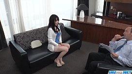 Casting for porn makes Yui Satonaka to act really nasty  - More at javhd.net