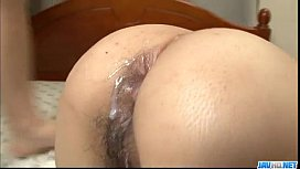 Ravishing hardcore porn show along sexy& Ai Ootomo