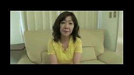 Japanese Chubby Big clit Mature Eriko Nishimura years