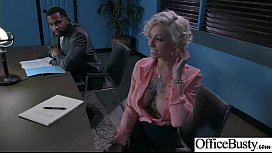 Sex Tape With Slut Busty Hot Office Nasty Girl Harlow Harrison video