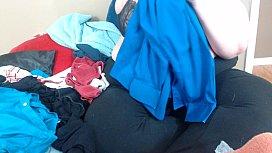 Folding lau in bra