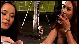 Femme persuade de porno anal
