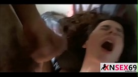 Step sister fucked by brother when mom is not home - XnSex69.Com