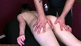 Veruca James Gets Erotic Massage and Happy Ending