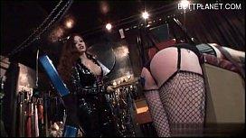 Busty wife bondage anal