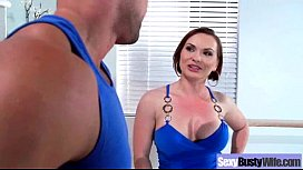 (katja kassin) Horny Busty Wife In Hard Style Bang On Cam mov-16