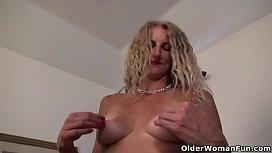 An older woman means fun part 190