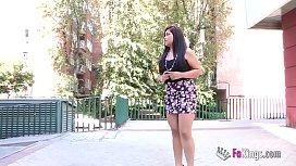 21 years old little latina doll is fucked by a much older guy from Madrid eghentai