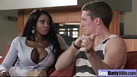 Big Tits Housewife diamond jackson In Front Of Cam In Amazing Sex Action clip