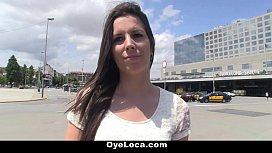 OyeLoca Dacota Rock Gets Banged On Cam