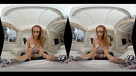Cadence Lux - WankzVR - D'_Lux Treatment