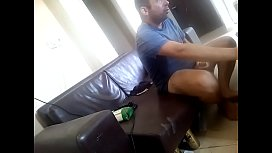 WANKING AT MY RENTED APARMENT