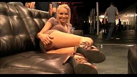 beautiful flasher - does she have a name