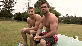 Daniel Nixon Bareback - Gay Movie - Sean Cody