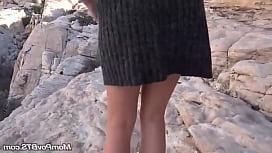 Hot Blonde Babe Fucks On Hike - watch FULL HD video on adulx.club