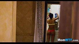 Russe lesbienne maison porno
