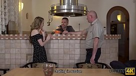 DADDY4K. Slender Jessi is happy to get closer to young man&rsquo_s f.