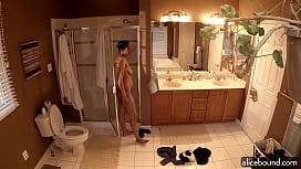 Hidden Shower Cam