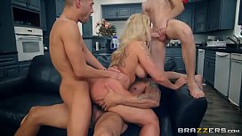 Brazzers - Ryan Conner - Mommy Got Boobs xnxx image