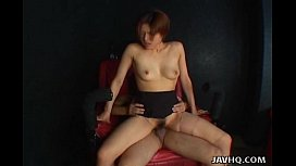 Maki Hoshimo fucked and facial!