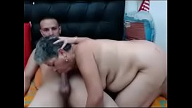 Who are they? - Thick and Sexy Mature Granny with Young Man xvideos preview