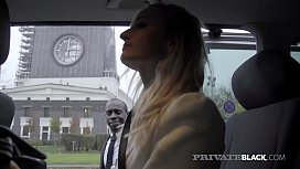 PrivateBlack - Victoria Pure Gets Interracial Anal Creampie!