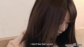 Japanese darling, Hitomi Kitagawa had fun, uncensored