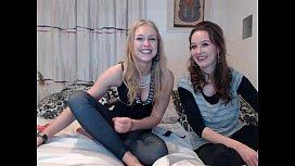 Gi ockcom My shy Step Sister masturbating on live webcam