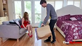 Shopping Bag Shag- MOM SON- Summer Hart