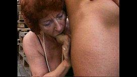 BBW Fat Mature Granny Bangers German