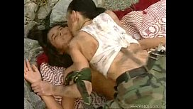 Nicolette Fauludi - Forced Lesbian Love with Military Babe
