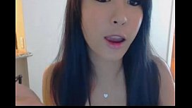 Hot asian teen strip tease on cam See her live here hotteenca z