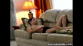 Latino Twink Nathan Leon Alone And Horny