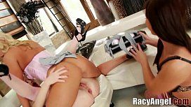 Alysa Gapes Is Teaching Friends Backdoor Lesbianism Proxy Paige, Raisa Wetsx