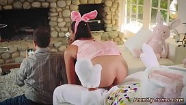 Step mother fucks crony's daughter while sleeping Uncle Fuck Bunny