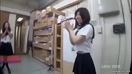 Emissions Pororin School Girls 8