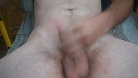 My dick cumming