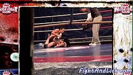 European lezzies wrestling in amateur action