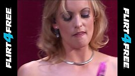 Stormy Daniels - Classic 2004 Webcam Scene on Flirt4Free