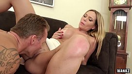 Russian Blonde Subil Seduces Her Boss