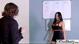 Hardcore Action In Office With Big Tits Slut Nau Girl audrey bitoni vid