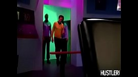 Lt uhura fucked by kirk and spock